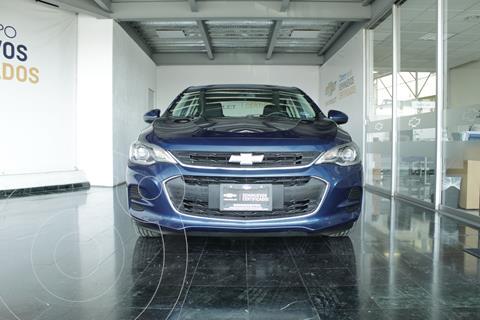 Chevrolet Cavalier Premier Aut usado (2020) color Azul precio $330,980