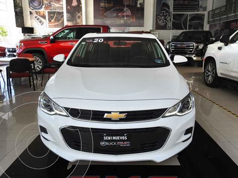 Chevrolet Cavalier Premier Aut usado (2020) color Blanco precio $310,000