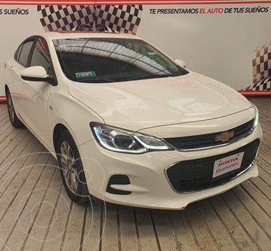 Chevrolet Cavalier Premier Aut usado (2018) color Blanco financiado en mensualidades(enganche $120,000 mensualidades desde $2,960)