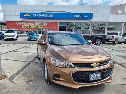 Chevrolet Cavalier LS Aut usado (2019) color Cafe precio $259,000
