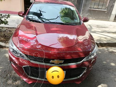 Chevrolet Cavalier LS Aut usado (2019) color Rojo precio $205,000