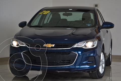 Chevrolet Cavalier LT Aut usado (2020) color Azul precio $275,000