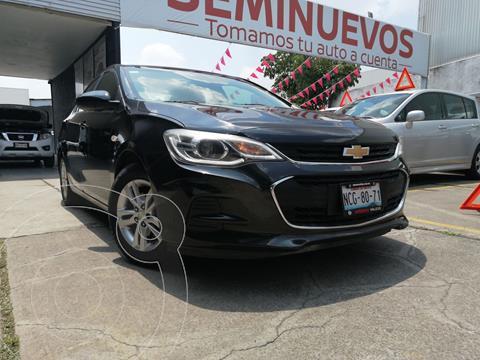 Chevrolet Cavalier LT Aut usado (2018) color Negro precio $219,800