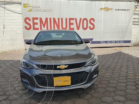 foto Chevrolet Cavalier Premier Aut usado (2020) color Gris precio $330,000