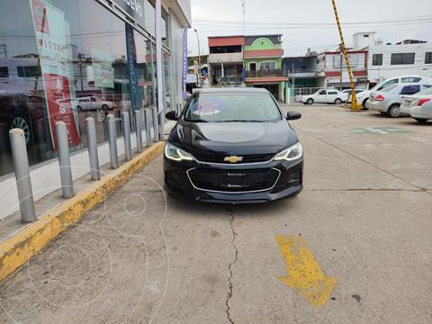 Chevrolet Cavalier Premier Aut usado (2019) color Negro precio $255,000