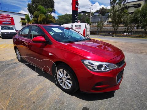 Chevrolet Cavalier LT Aut usado (2020) color Rojo precio $280,000