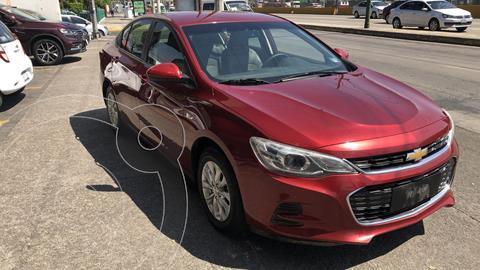 Chevrolet Cavalier 4 pts. LT, 1.5l, TA, a/ac., VE, RA-15  usado (2020) color Rojo precio $282,000