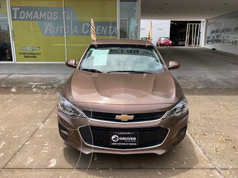 Chevrolet Cavalier LS usado (2020) color Rojo Terracota precio $280,000