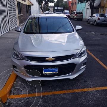 Chevrolet Cavalier Premier Aut usado (2018) color Plata precio $205,000