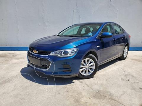 Chevrolet Cavalier LS AUTOMATICO usado (2020) color Azul Electrico precio $270,000