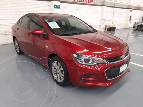 Chevrolet Cavalier Premier Aut usado (2019) color Rojo precio $259,000