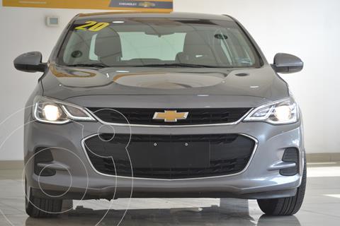 Chevrolet Cavalier LT Aut usado (2020) color Gris precio $275,000