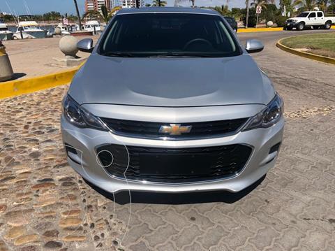 Chevrolet Cavalier Premier Aut usado (2018) color Gris precio $190,000