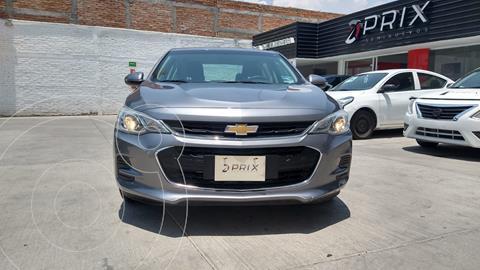 Chevrolet Cavalier LT Aut usado (2020) color Gris precio $280,000