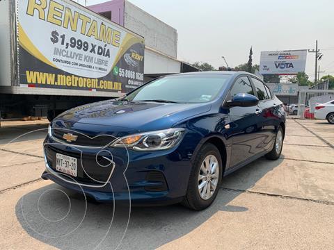 Chevrolet Cavalier LT Aut usado (2020) color Azul precio $269,000