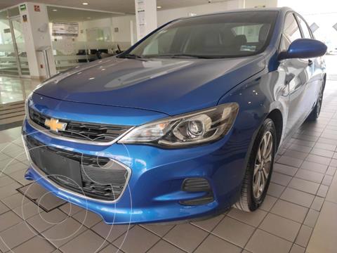 Chevrolet Cavalier Premier Aut usado (2019) color Azul precio $235,500