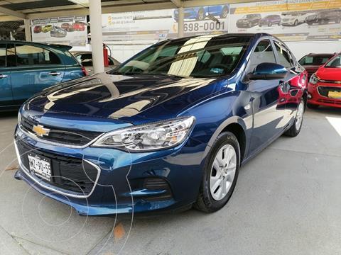 Chevrolet Cavalier LS usado (2020) color Azul precio $259,000