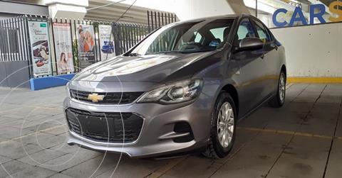 Chevrolet Cavalier LT Aut usado (2020) color Gris precio $269,890