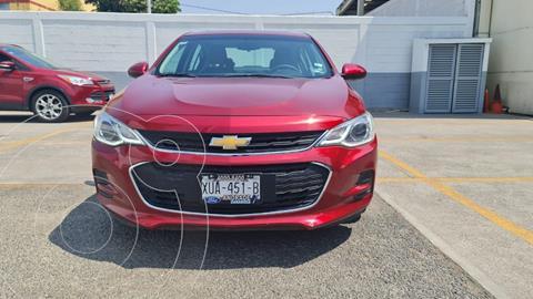 Chevrolet Cavalier Premier Aut usado (2019) color Rojo precio $215,000