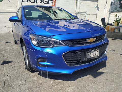 Chevrolet Cavalier LS usado (2018) color Azul precio $209,000