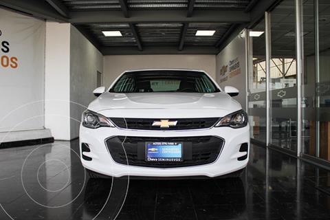 Chevrolet Cavalier Premier Aut usado (2020) color Blanco precio $330,980