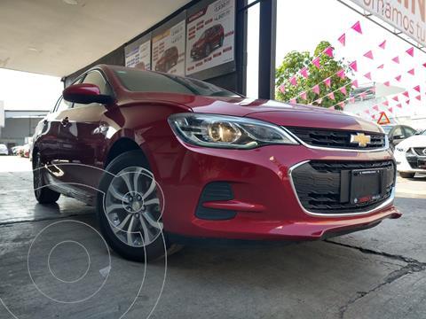 Chevrolet Cavalier Premier Aut usado (2019) color Rojo precio $269,800