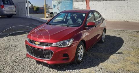 Chevrolet Cavalier LT Aut usado (2019) color Rojo precio $194,500