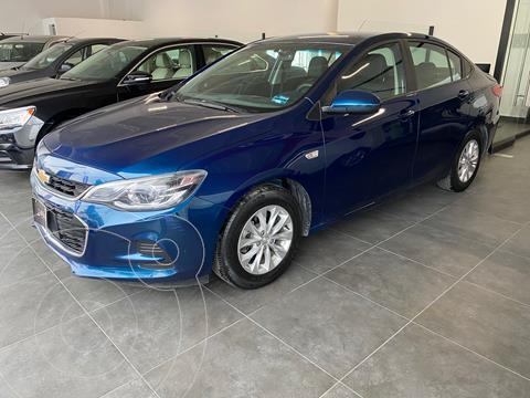 Chevrolet Cavalier LT Aut usado (2020) color Azul precio $290,000