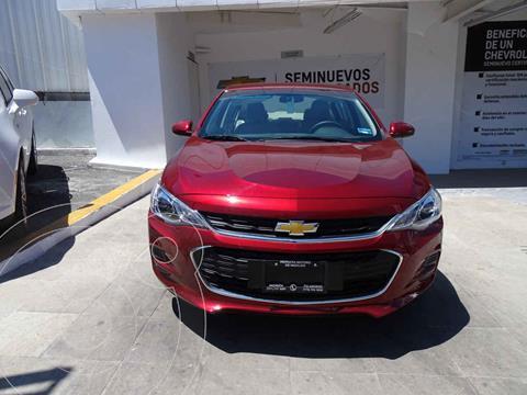 Chevrolet Cavalier LT Aut  usado (2021) color Rojo precio $357,900