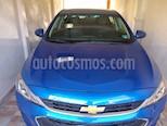 Chevrolet Cavalier LT Aut usado (2018) color Azul Electrico precio $180,000