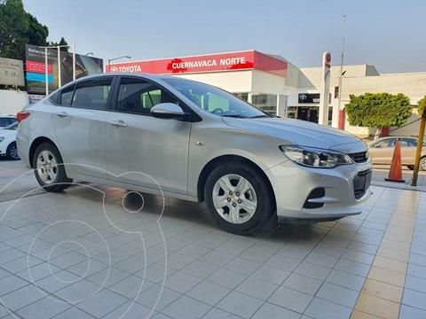 Chevrolet Cavalier LS usado (2019) color Plata precio $214,900
