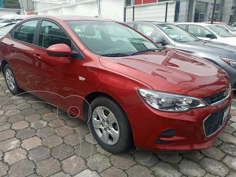 Chevrolet Cavalier LS usado (2018) color Rojo precio $185,000