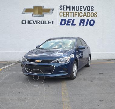 Chevrolet Cavalier LS usado (2020) color Azul precio $282,000