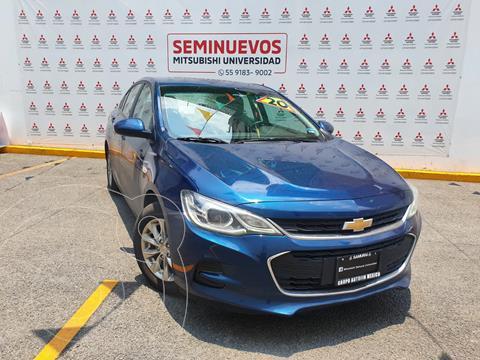 Chevrolet Cavalier LT Aut usado (2020) color Azul Electrico precio $265,000