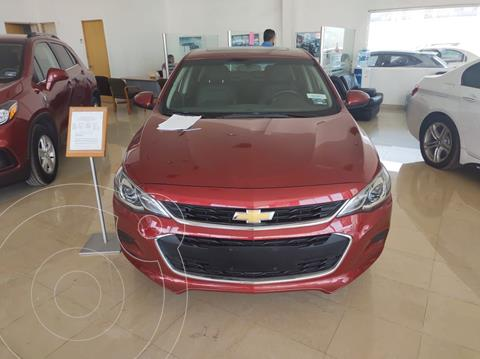 Chevrolet Cavalier Premier Aut usado (2020) color Rojo precio $290,000
