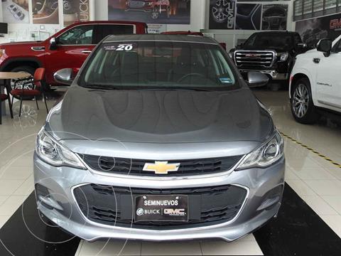 Chevrolet Cavalier Premier Aut usado (2020) color Gris precio $310,000