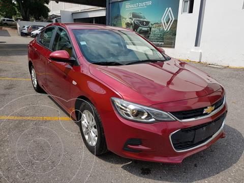 Chevrolet Cavalier LT usado (2020) color Rojo precio $282,000