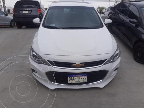 Chevrolet Cavalier LT Aut usado (2020) color Blanco precio $280,000