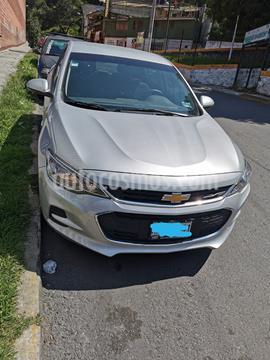 Chevrolet Cavalier LS usado (2019) color Plata precio $200,000