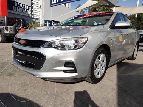 Chevrolet Cavalier LS Aut usado (2018) color Plata precio $186,000