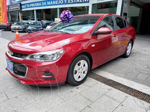 Chevrolet Cavalier LS usado (2019) color Rojo precio $239,900