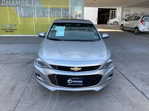 Chevrolet Cavalier Premier Aut usado (2018) color Plata Dorado precio $245,000