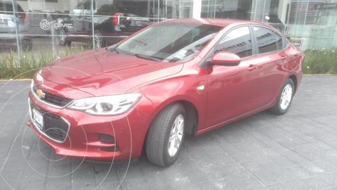 Chevrolet Cavalier LT Aut usado (2018) color Rojo precio $210,000