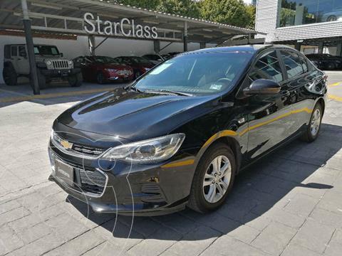 Chevrolet Cavalier LT Aut usado (2018) color Negro precio $190,000