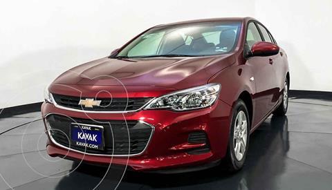 Chevrolet Cavalier LS Aut usado (2019) color Rojo precio $234,999