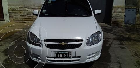 Chevrolet Celta LT 5P Paq seguridad usado (2012) color Blanco Summit precio $860.000
