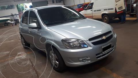 Chevrolet Celta LT 1.4 N 8v (92cv) 5Ptas. usado (2012) color Gris Plata  precio $690.000