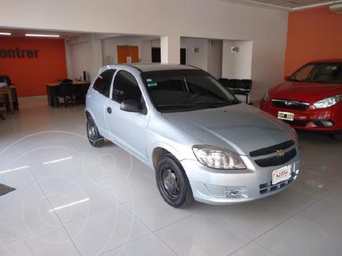 Chevrolet Celta LS 3P Aa usado (2012) color Gris Claro precio $750.000