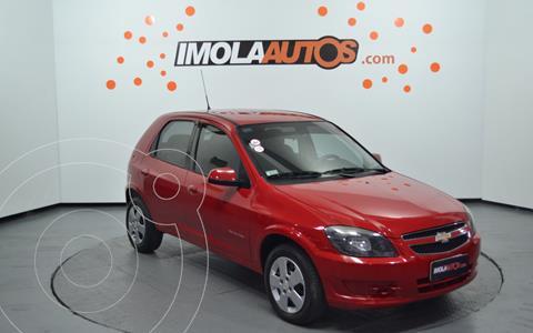 Chevrolet Celta Advantage 5P Pack usado (2014) color Rojo precio $790.000