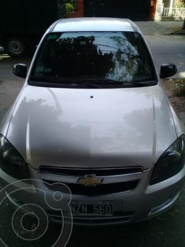 Chevrolet Celta Advantage 5P Pack usado (2014) color Gris precio $680.000